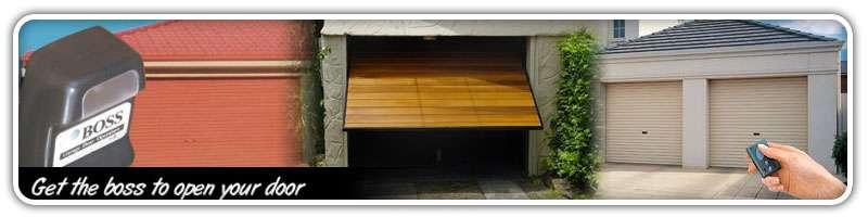 Boss Garage Doors Forest Lake