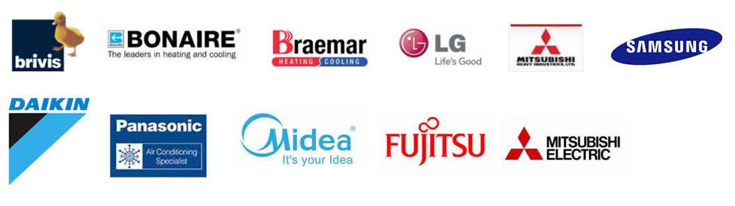 Heating and Cooling Brands