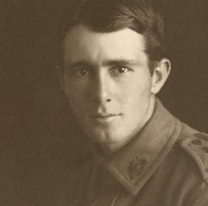 Australian_Soldier_Killed_In_Action_At_Pozieres_Western Front_WW1_photo