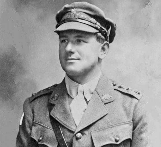 Capt_Arthur_Rogers_KIA_Western_Front_WW1_Australian_Soldier