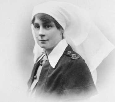 Sister_Martha_King_Australian_Army_Nursing_Service_Western_Front_WW1_Video