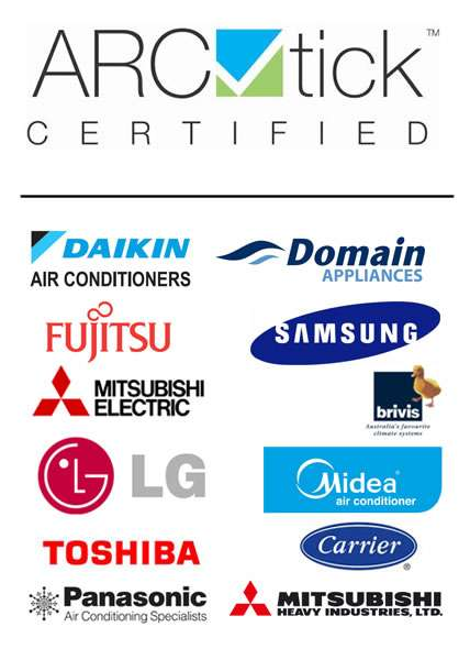 Air Conditioning Brands 1