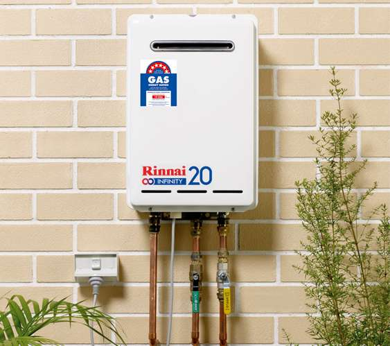 Rinnai Hot Water Repairs