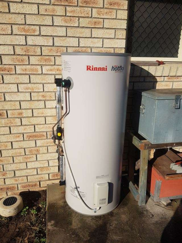 Rinnai Hot Water Replacement