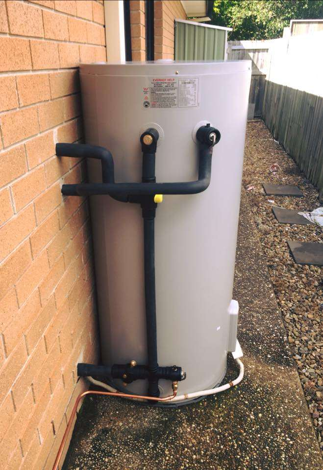 Hot Water Replacement