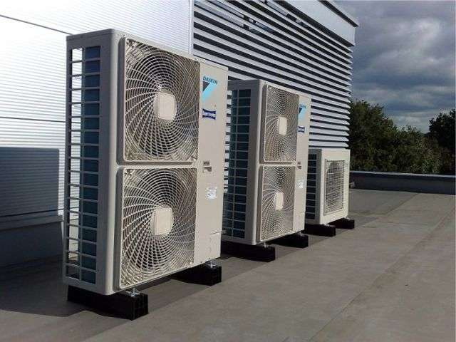 Daikin Air Conditioning Maintenance