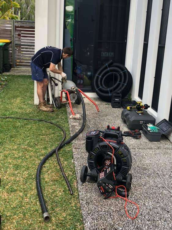 Blocked Drain Clearing Services