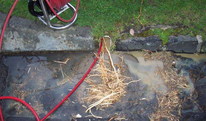 Blocked Drains Clearing