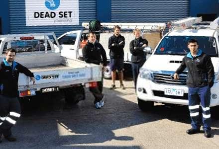 Dead Set Plumbing