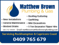 Matthew Brown Plumbing