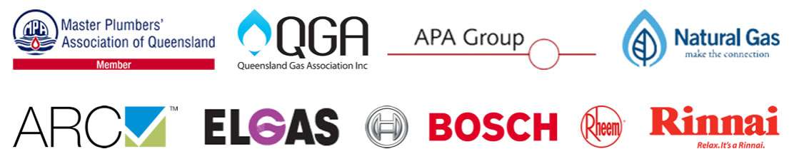 Gasfitting Trade Logos