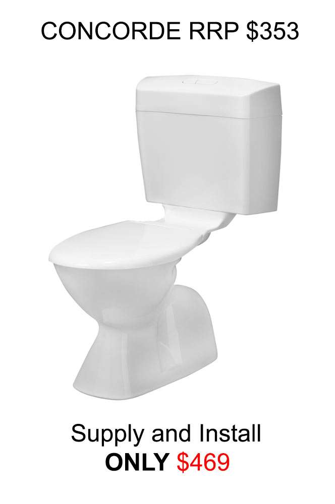 Concorde Toilet