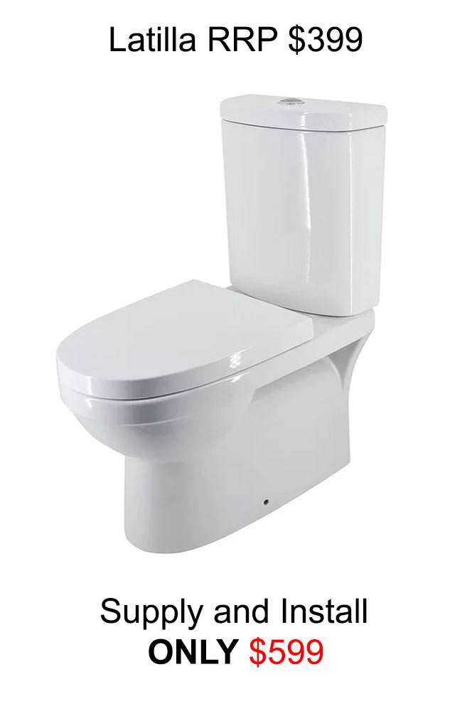 Latilla Toilet