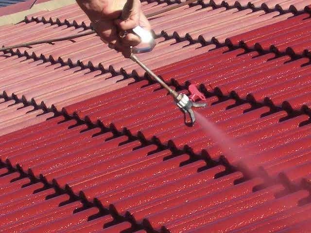 Roof Repainting Ballarat