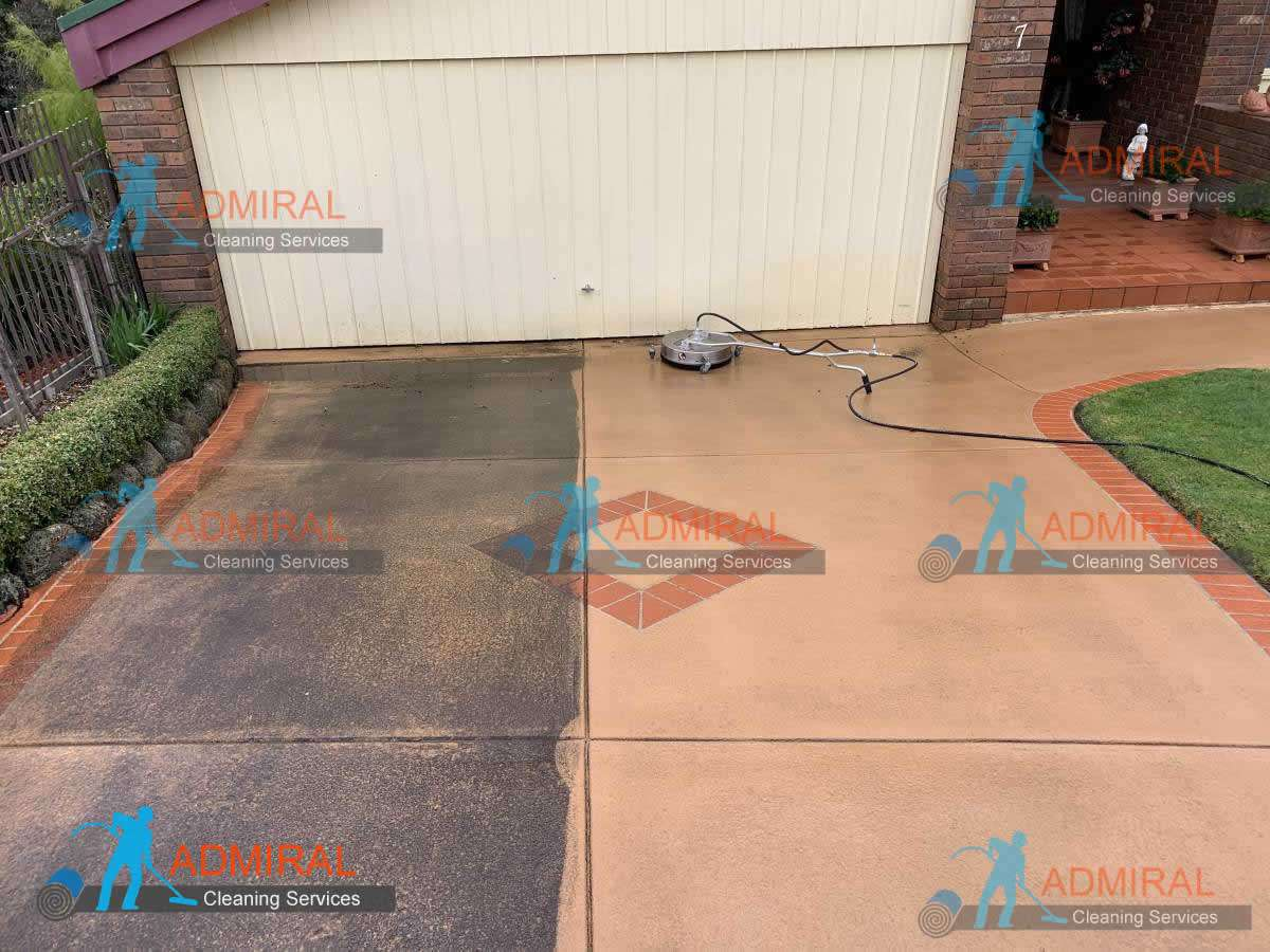 Driveway Cleaning South East Melbourne